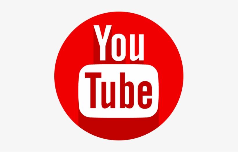 Youtube Circle Centro De Mesa Tema Youtube Png Image