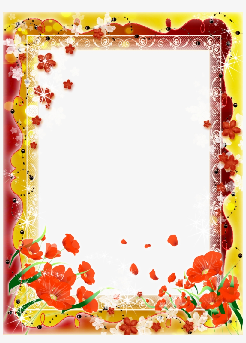 Happy Thanksgiving Page Border Png Image Transparent Png Free Download On Seekpng