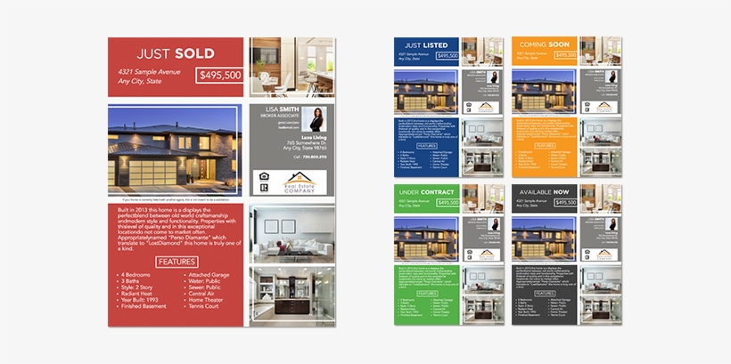Real Estate Flyers Pdf Templates Turnkey Flyers Flyer Png Image