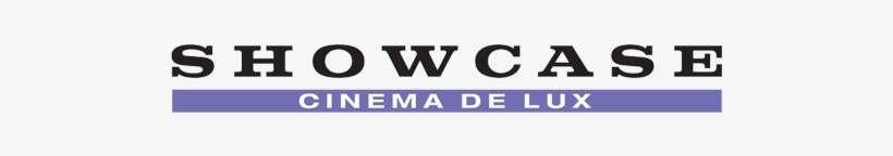 Showcase Cinemas Logo Showcase Cinema De Lux Logo Png Image