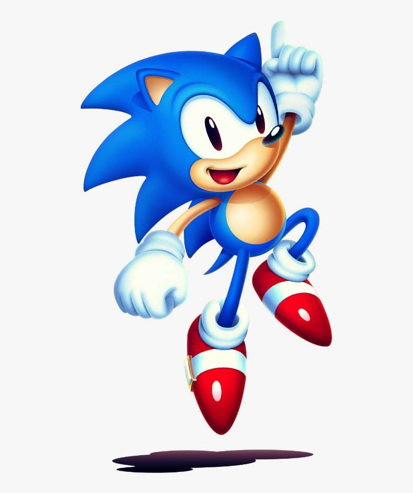 Sonic Mania Sonic New Blue With Shadow Sonic Mania O S T Vinyl Record Png Image Transparent Png Free Download On Seekpng