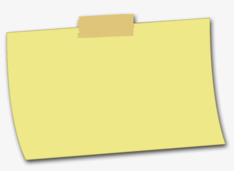 Sticky Note Png Rectangle Sticky Note Png Png Image Transparent Png Free Download On Seekpng Pngtree offers rectangle png and vector images, as well as transparant background rectangle clipart images and psd files. sticky note png rectangle sticky note