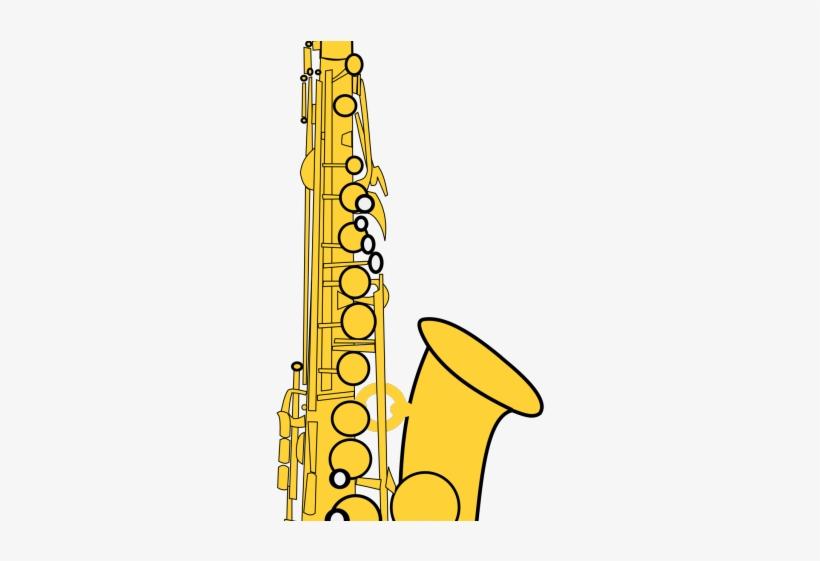 Saxophone Clipart Alto Saxophone アルト サックス 簡単 イラスト Png