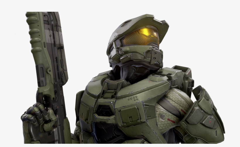 Master Chief Halo 5 Png Halo 5 Master Chief Transparent