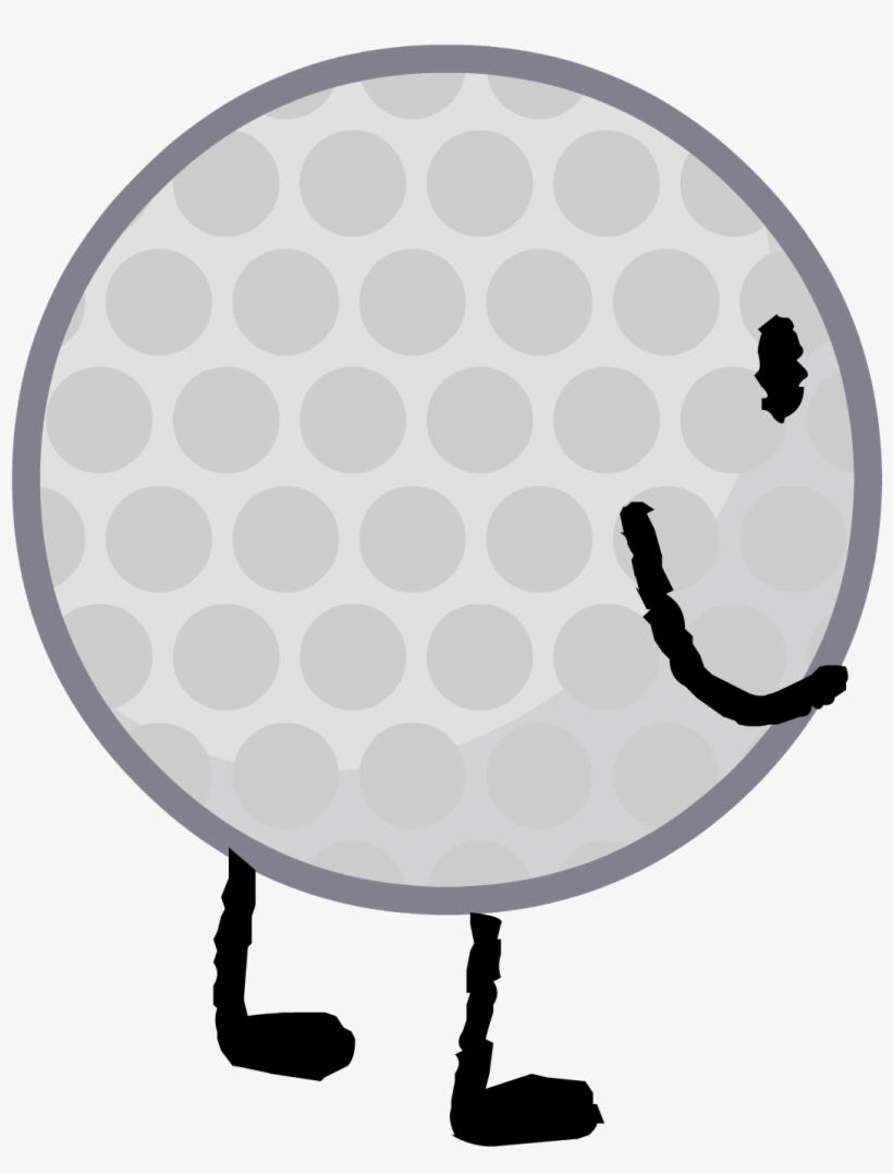 Bfdi golf ball