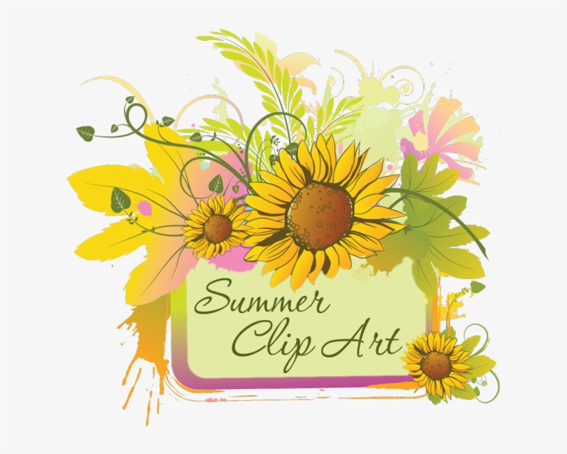 Summer Clip Art Of June July And August Graphics Tozj74 ...