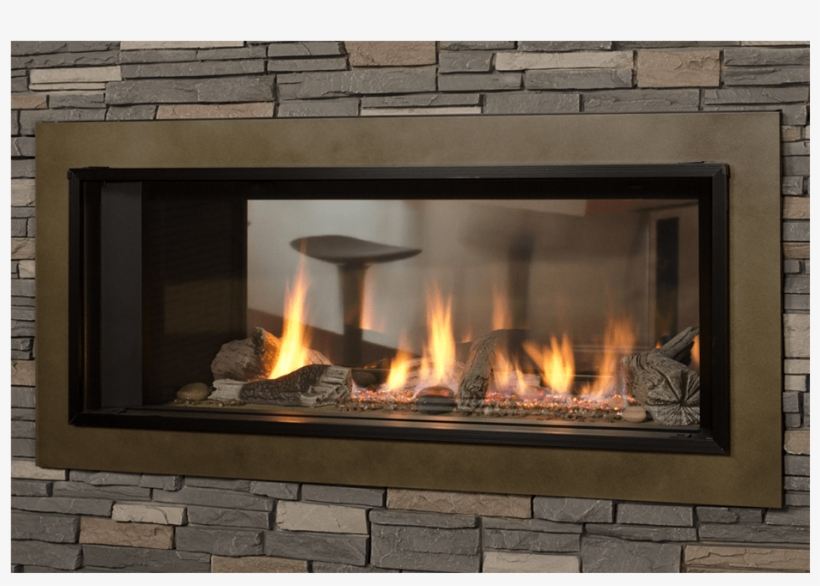 Fireplaces Double Sided Electric Flame Fires Png Image