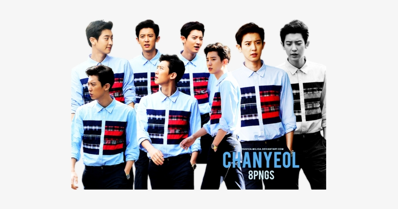Chanyeol Png Pack - Portable Network Graphics PNG Image