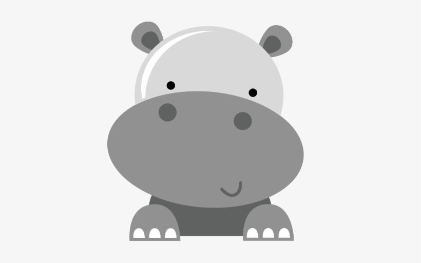Hippo Svg Scrapbook File Hippo Svg File Hippo Svg Cuts Hipopotamo Safari Baby Png Png Image Transparent Png Free Download On Seekpng
