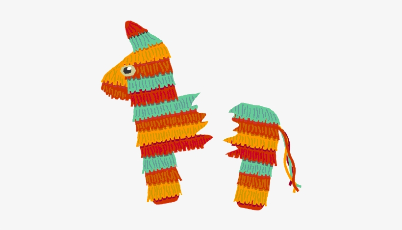 Broken Pinata PNG Image | Transparent PNG Free Download on