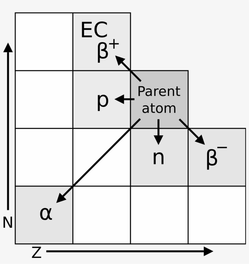 Navngive 3 radioaktive isotoper anvendt i radiometrisk dating og deres datterelementer