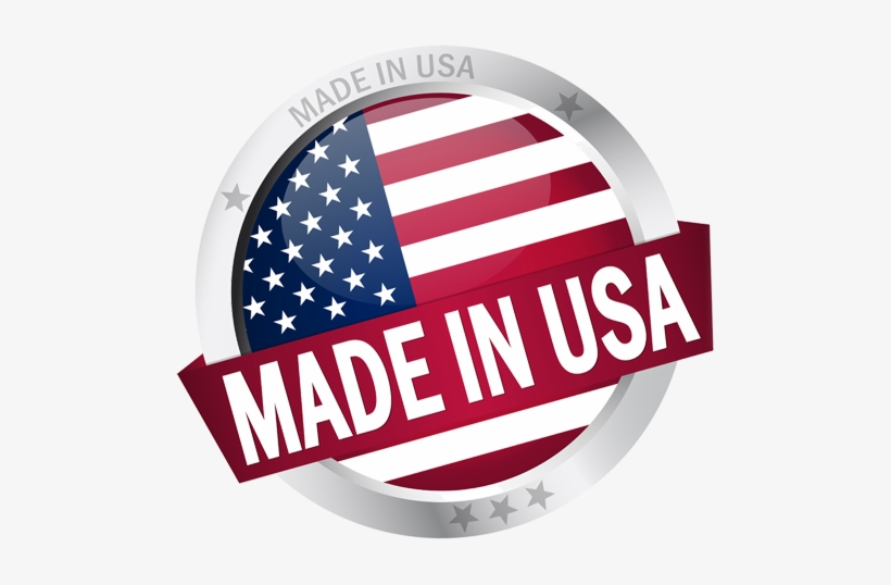 Made In The Usa Stamp Png