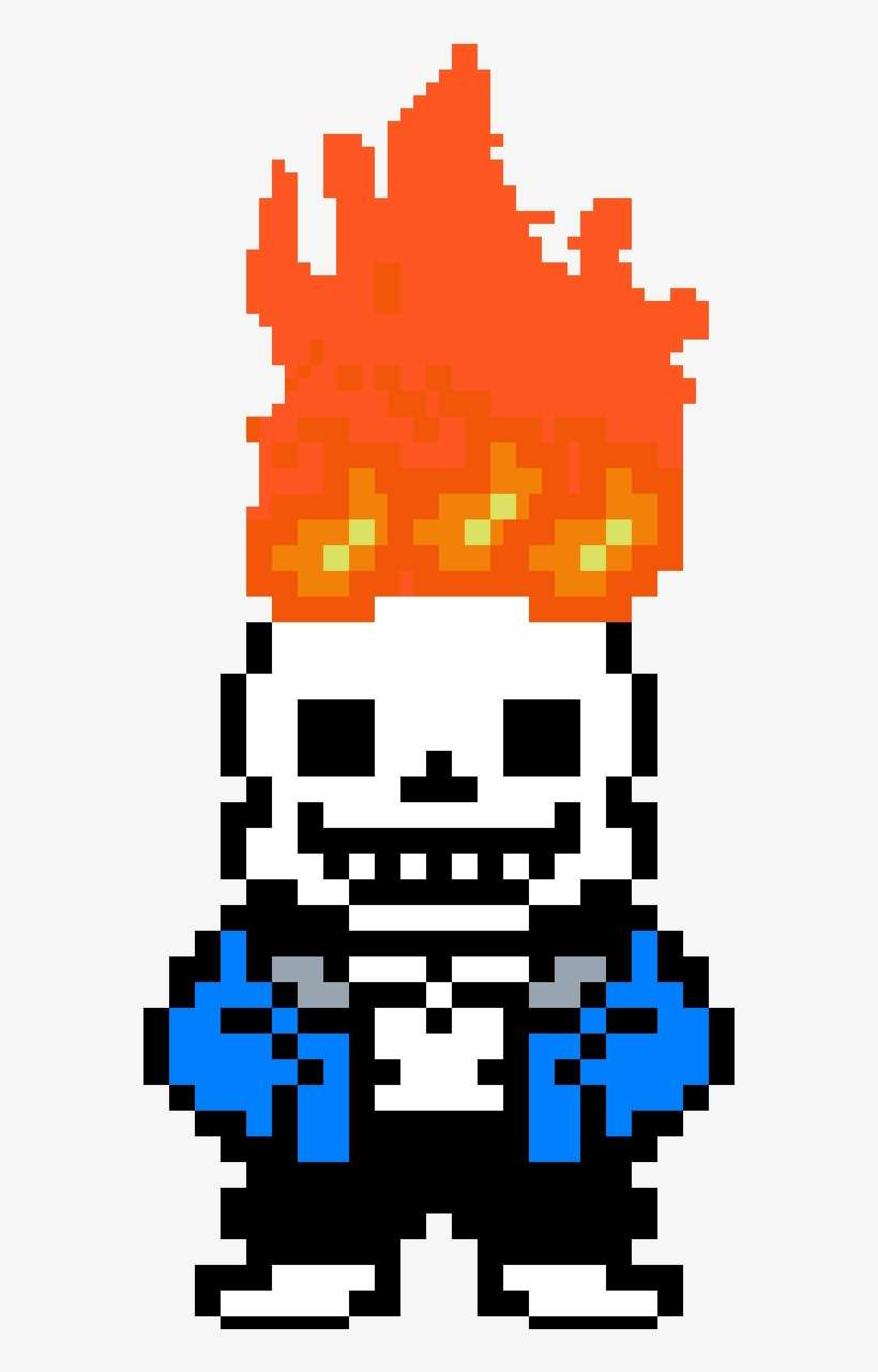 Ghost Rider Undertale Sans Sprites Png Png Image Transparent Png