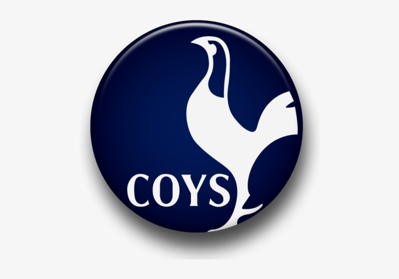 Spurs Button Badge Tottenham Hotspur Club Badge Png Image Transparent Png Free Download On Seekpng