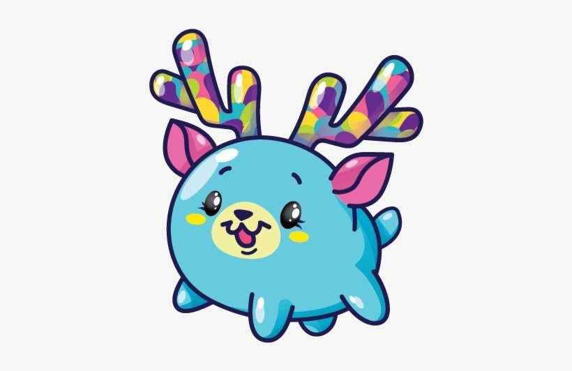 Pop Characters Kawaii Kids Plushies Coloring Sheets