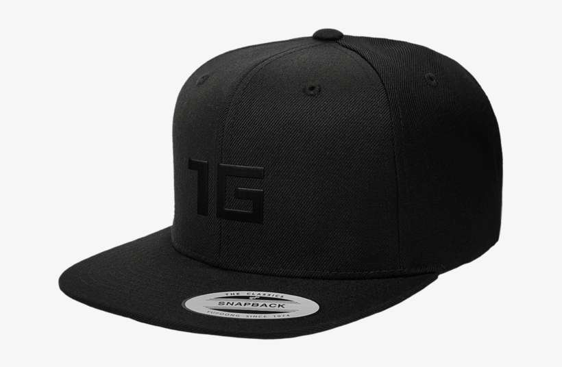 ac80c19887464 1g Black Hat Hat - Snapback Hats PNG Image
