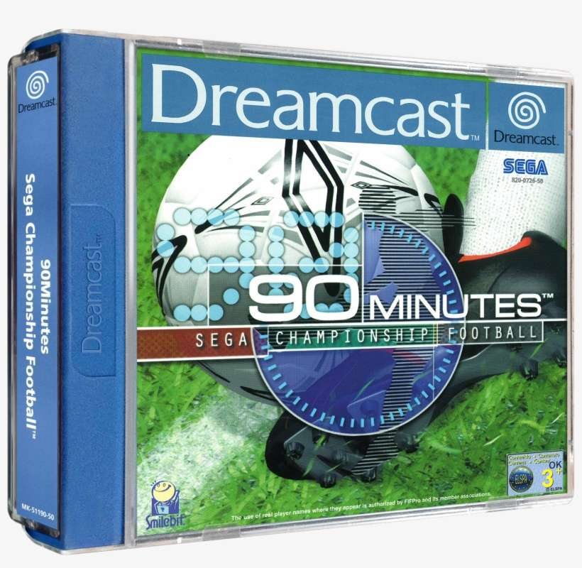 Uhd Sega Dreamcast 3d Jewel Case Project Wip - 90 Minutes Sega