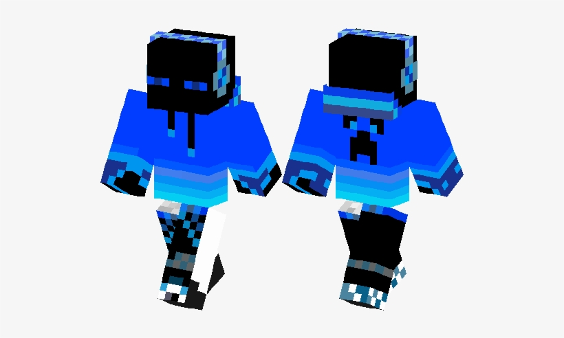 Cool Enderman Skin Minecraft Enderman Cool Png Image Transparent Png Free Download On Seekpng