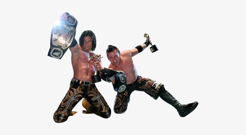 Greatest Wwe Tag Team Champions Tournament Round 2 - John