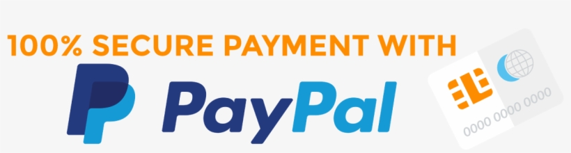 Secure Payment With Paypal@seekpng.com