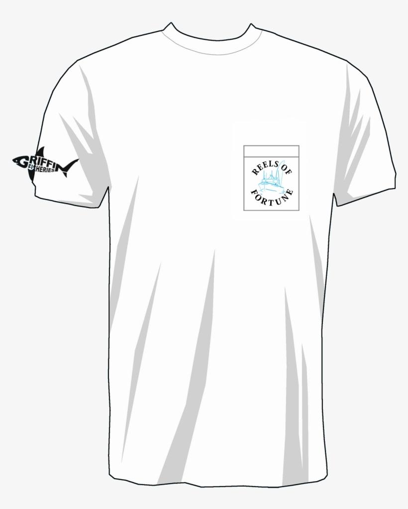 75f307f5 Boat Logo Short Sleeve T-shirt With Pocket - Black T Shirt With Pocket