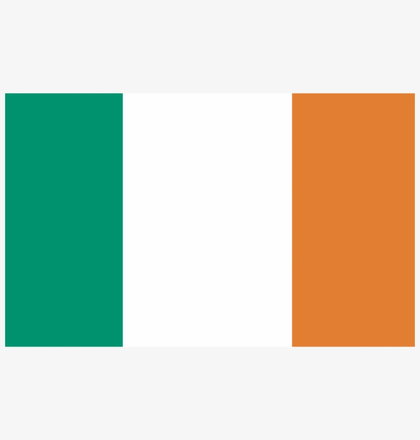 photo regarding Flag of Ireland Printable known as Printable Irish Flag - Eire Flag Clear Heritage