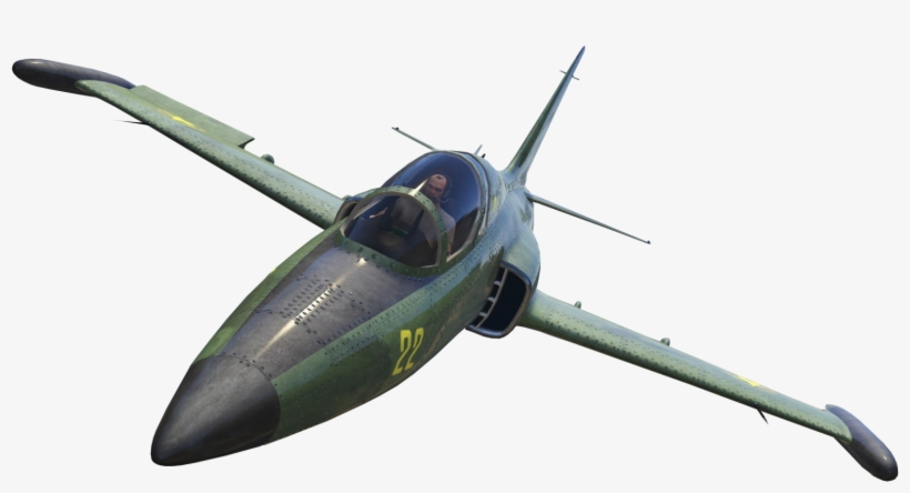 Gta 5 Jet Png Images - Gta V Airplane Png PNG Image | Transparent