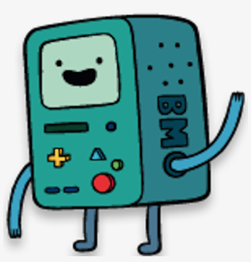 Bmo Adventure Time Coloring Pages Beemo Png Image Transparent Png Free Download On Seekpng