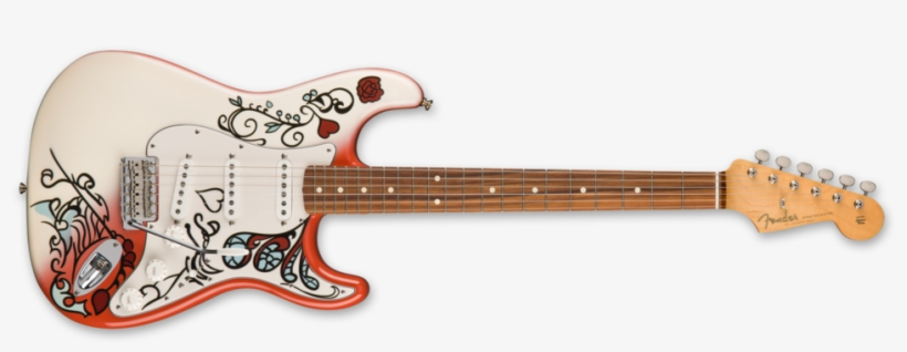 "Fender Jimi Hendrix /""Monterey/"" T-Shirt XXL"