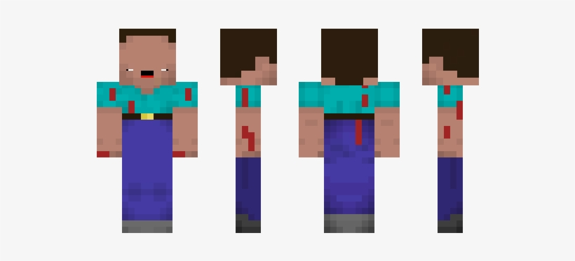 Minecraft Skin Mikewb99 Steve Minecraft 2d Png Image