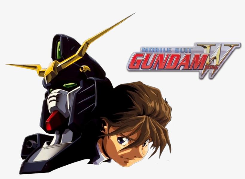 Gundam Wing Logo Png Gundam Mobile Suit Png Png Image Transparent Png Free Download On Seekpng