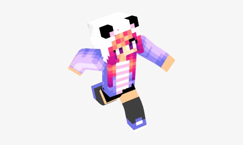 Nova Skin Minecraft Skins Minecraft Girl Skin Png Png Image Transparent Png Free Download On Seekpng