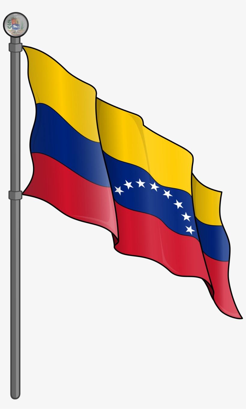 Bandera De Venezuela Png Bandera Nacional De Venezuela Png