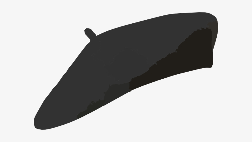 6f523818c725d Graphic Freeuse Stock Beret Transparent Background - Beret Hat Clip ...