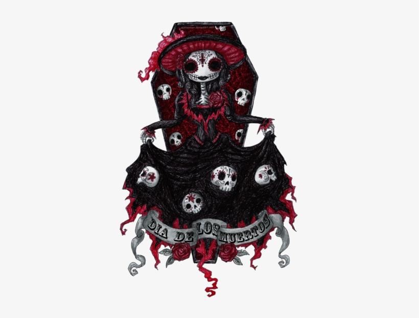 Skull And Art Image Deviantart Calaveras Mexicanas Png Image