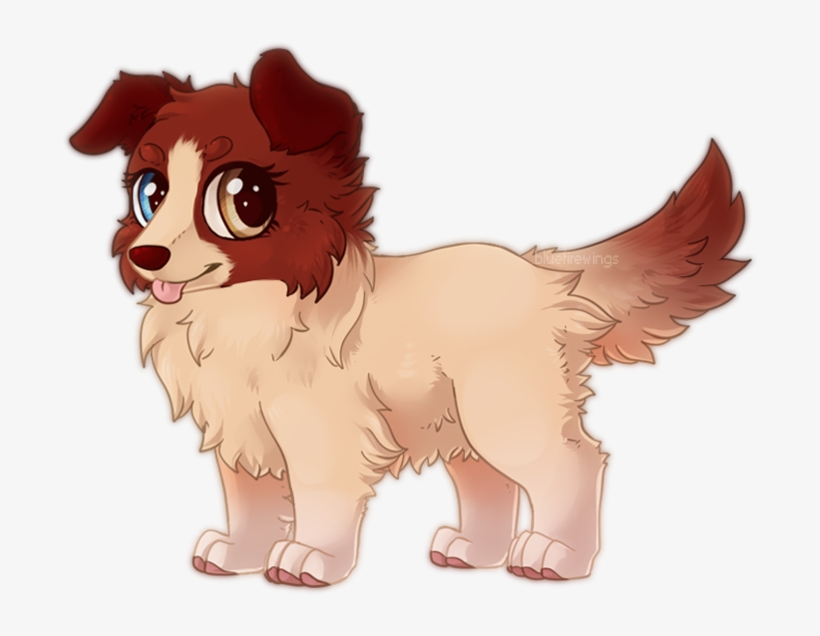 Lps Collie 1262 Art Png Image Transparent Png Free Download On Seekpng