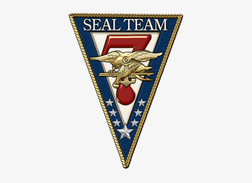 Seal Team 3 Logo