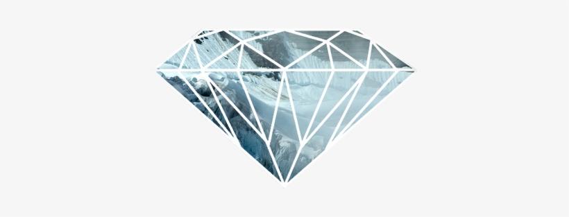 Drawn Diamond Aesthetic Transparent Tumblr Diamond Png Image