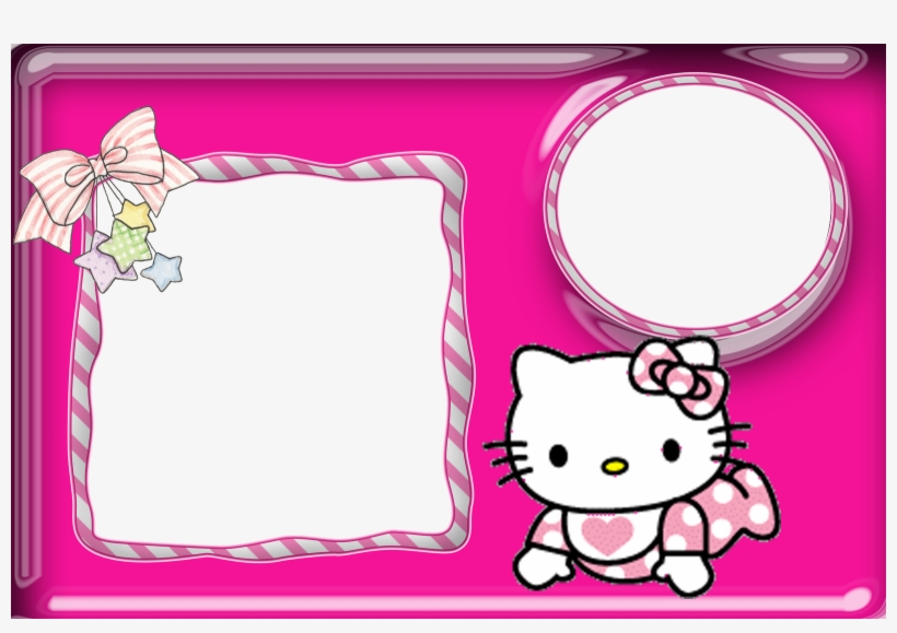 c3e14b945a7e8 Hello Kitty Frame Png - Hello Kitty Baby PNG Image | Transparent PNG ...
