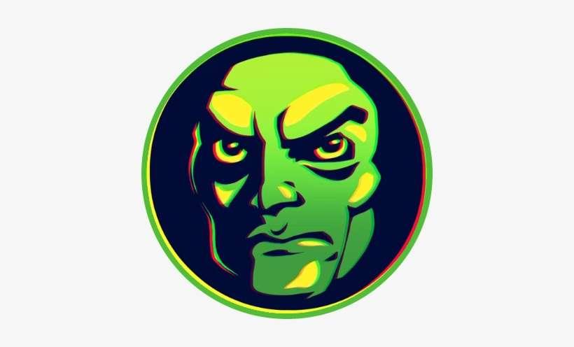 Shadow Man Circled - Agar Io Skins Dark Zone PNG Image | Transparent