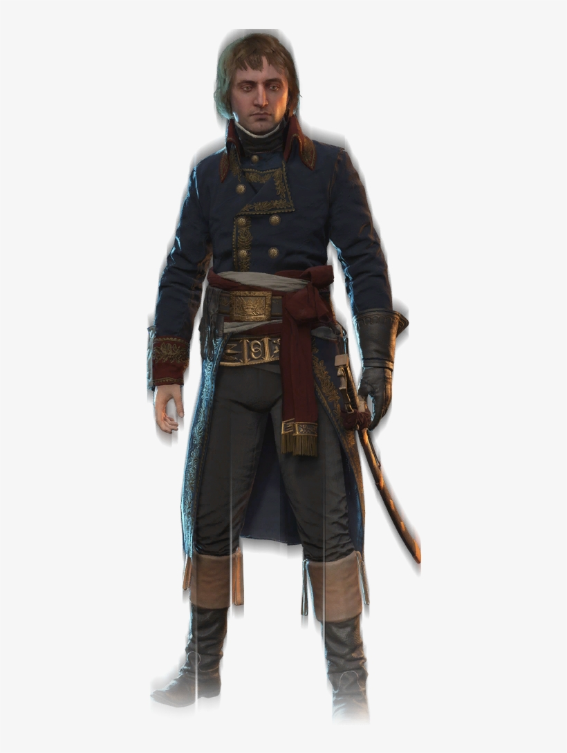 Acu Napoleon Bonaparte Assassin S Creed Unity Png Image