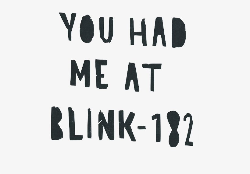 Overlay, Png, And Transparency Image - Blink 182 PNG Image