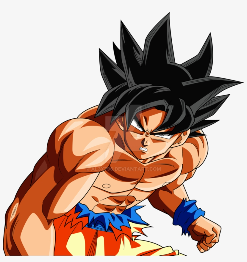Png Transparent Goku Limit Breaker Palette Color Toriyama Goku Akira Toriyama Art Png Image Transparent Png Free Download On Seekpng