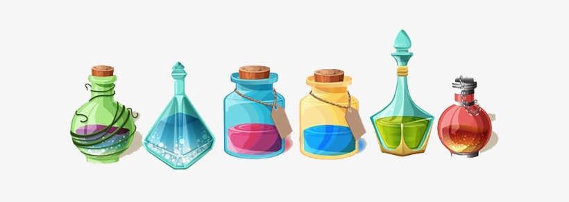 Let's Make A Magic Potion [archive] - Magic Potions PNG