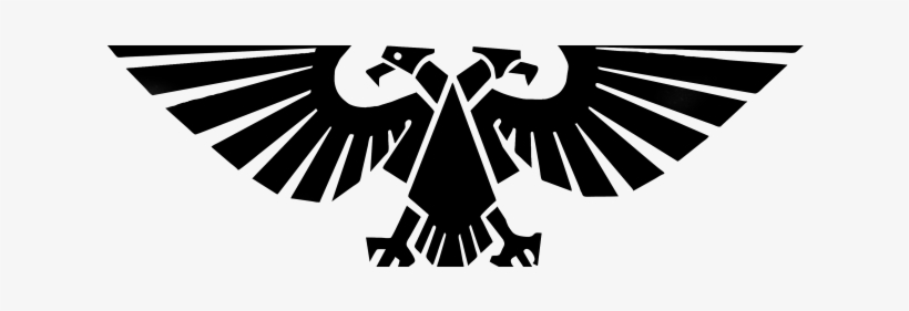 40k Eagle Warhammer 40k Imperium Of Man Symbol Png Image Transparent Png Free Download On Seekpng