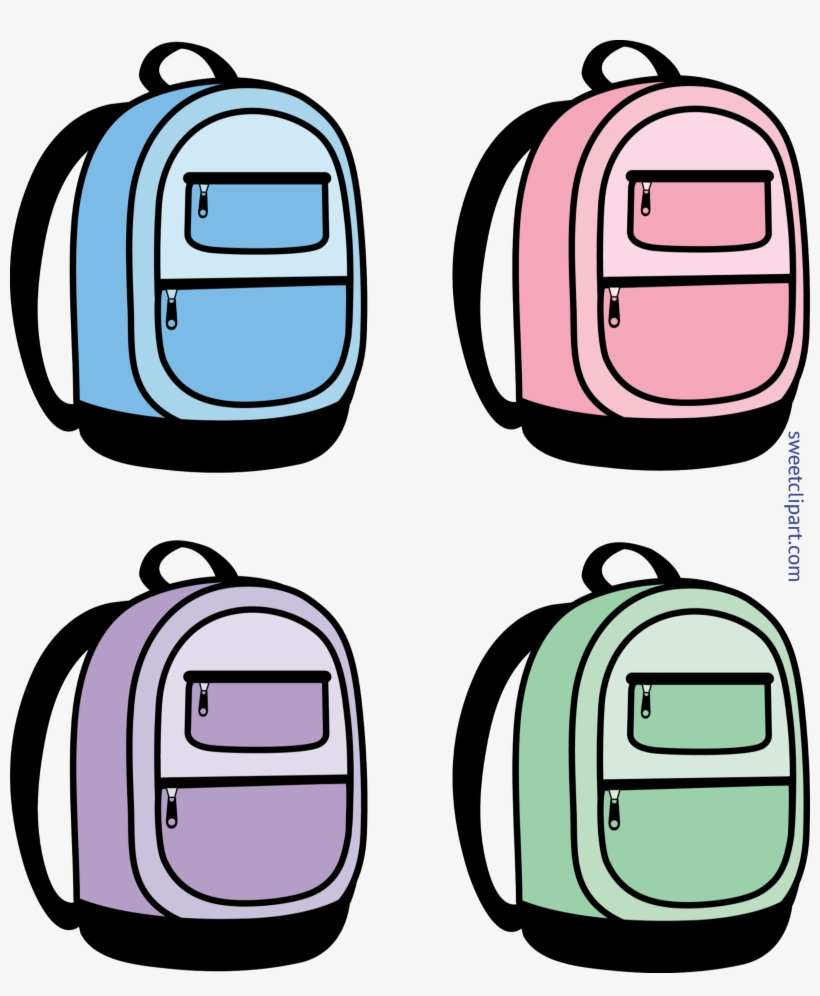 School Set Art Sweet Backpack Clipart Png Image Transparent Png Free Download On Seekpng Here you can explore hq backpack transparent illustrations, icons and clipart with filter setting like size, type, color etc. art sweet backpack clipart png