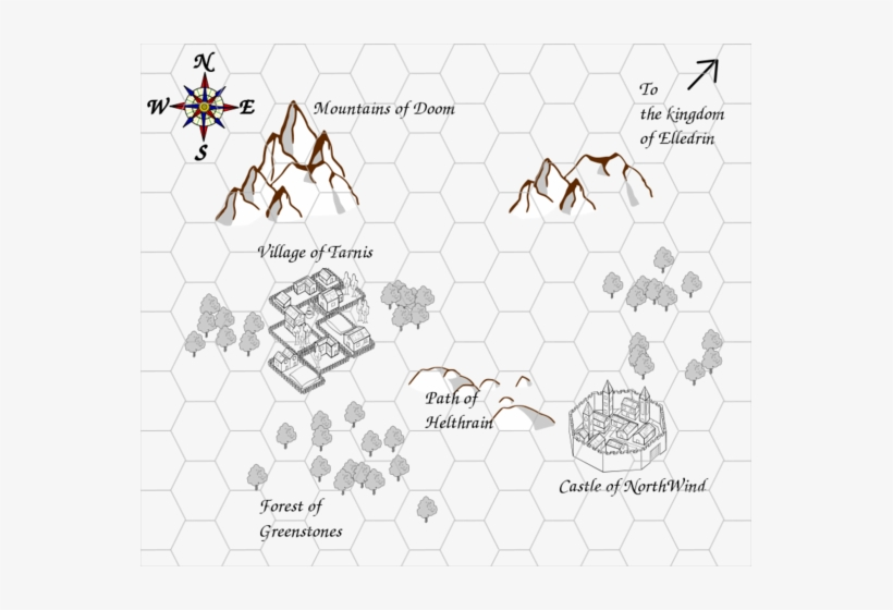Rpg Map Characters Icon Isometric Symbol - Rpg Map Icons Svg