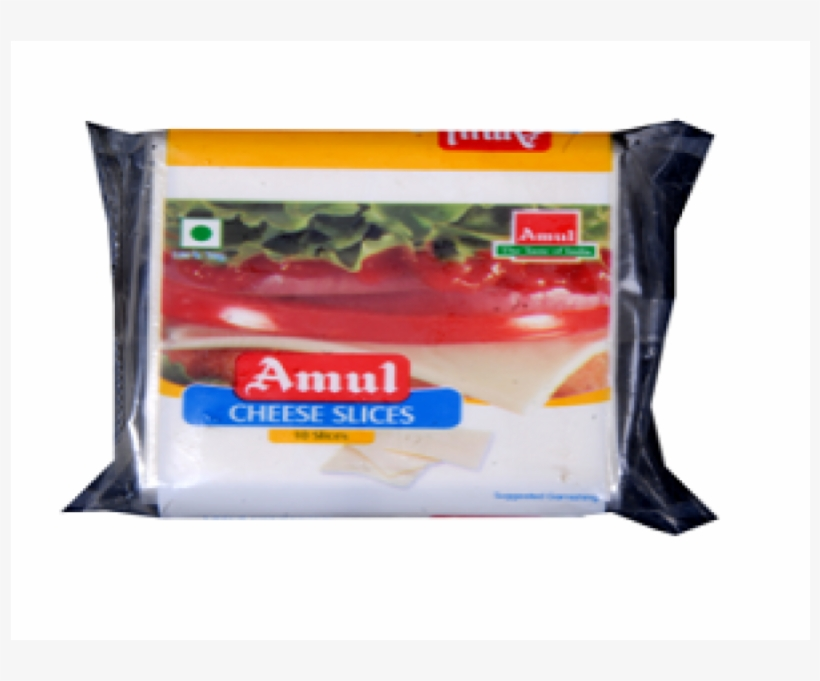 Amul Cheese Slice 100 Gm@seekpng.com