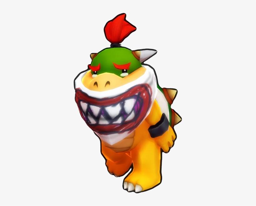 Sad Bowser Jr Png Png Image Transparent Png Free Download