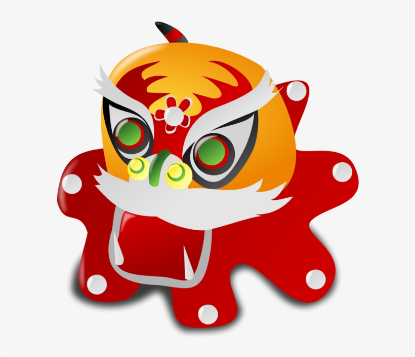 Chinese New Year Dragon Chinese New Year Cartoon Vectors Png Image Transparent Png Free Download On Seekpng